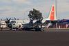 """92-1095 Lockheed LC-130H Hercules """"United States Air Force"""" c/n 5405 Christchurch/NZCH/CHC 02-02-15"""