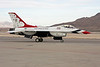 "Unknown (6) General Dynamics F-16 Fighting Falcon ""United States Air Force"" c/n unknown Nellis/KLSV/LSV 12-11-16 ""Thunderbirds"""