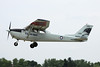"N4987R (37-341) Cessna T-41A Mescalero ""United States Air Force"" c/n 172-56341 Oshkosh/KOSH/OSH 27-07-10"