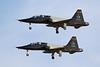 "65-10374 (CB) Northrop T-38C Talon ""United States Air Force"" c/n N.5793 Luke/KLUF/LUF 30-01-18 ""In formation with 70-1558"""