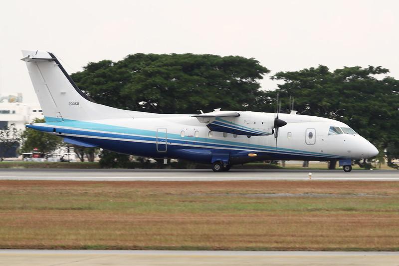 "12-3050 Dornier C-146A Wolfhound ""United States Air Force"" c/n 3050 Bangkok-Don Mueang/VTBD/DMK 09-01-16"