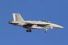"""168938 (NL-524) McDonnell-Douglas EA-18G Growler """"United States Navy"""" c/n G-110 Nellis/KLSV/LSV 02-02-18"""