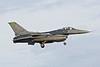 "87-0326 General Dynamics F-16C Fighting Falcon ""United States Air Force"" c/n 5C-587 Nellis/KLSV/LSV 01-02-18"