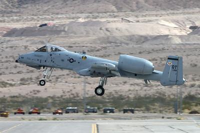 "79-0199 (OT) Fairchild A-10C Thunderbolt II ""United States Air Force"" c/n 463 Nellis/KLSV/LSV 12-11-16"