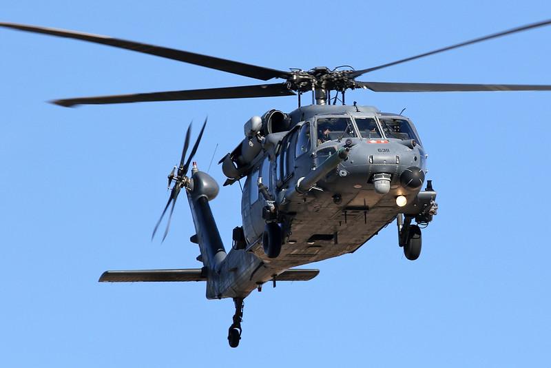 "90-26311 Sikorsky HH-60G Blackhawk ""United States Air Force"" c/n 701541 Nellis/KLSV/LSV 02-02-18"