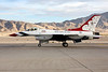 """Unknown (5) General Dynamics F-16 Fighting Falcon """"United States Air Force"""" c/n unknown Nellis/KLSV/LSV 12-11-16 """"Thunderbirds"""""""