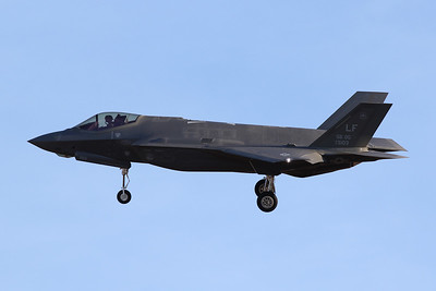 "14-5103 (LF) Lockheed Martin F-35A Lightning II ""United States Air Force"" c/n AF-104 Luke/KLUF/LUF 30-01-18"