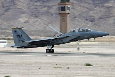 "83-0050 (WA) McDonnell-Douglas F-15D Eagle ""United States Air Force"" c/n 900 Nellis/KLSV/LSV 12-11-16"