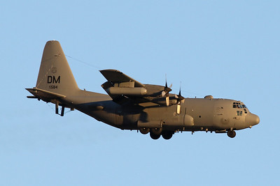 "73-1584 (DM) Lockheed EC-130H Compass Call ""United States Air Force"" c/n 4546 Nellis/KLSV/LSV 02-02-18"