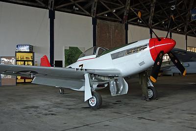 N551D (O-7) Commonwealth CA-17 Mustang Mk.20 c/n 1364 Tillamook/KTMK/TMK 09-05-09