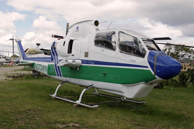 N373WN Bell Helicopters AH-1F Huey Cobra c/n 20197 Russell 28-07-13