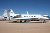 N948NA Gulfstream G2 c/n 222 Pima/14-11-16