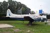 N9888A (PH-VLA) de Havilland DH-104 Dove 7 c/n 04534 Malaga/LEMG/AGP 29-01-16