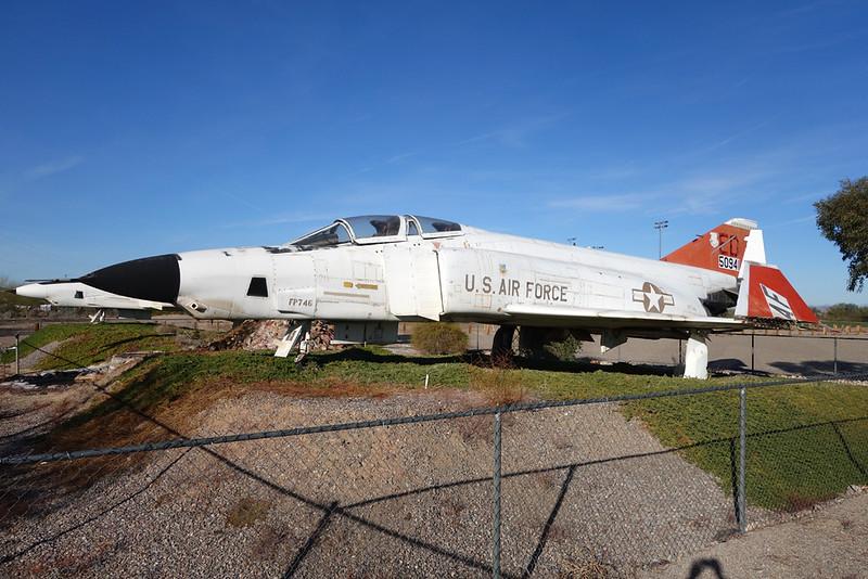 65-0941 (ED) McDonnell-Douglas NRF-4C Phantom II c/n 1763 Quartzsite