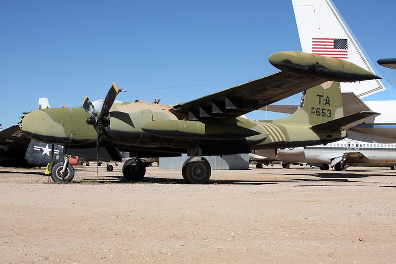 64-17653 (TA) Douglas RB-26K Invader c/n 7091 Pima/14-11-16