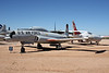 53-6145 Lockheed T-33A Shooting Star c/n 580-9766 Pima/14-11-16