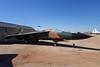 68-0033 (UH) General Dynamics F-111E Aardvark c/n 202 Pima/14-11-16