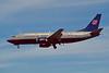 N344UA Boeing 737-322 c/n 24248 Los Angeles/KLAX/LAX 08-03-04 (35mm slide)