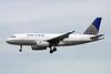 N827UA Airbus A319-131 c/n 1022 Vancouver/CYVR/YVR 29-04-14