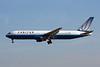 N663UA Boeing 767-322ER c/n 27160 Frankfurt/EDDF/FRA 01-07-10