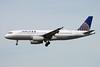 N455UA Airbus A320-232 c/n 1105 Vancouver/CYVR/YVR 29-04-14