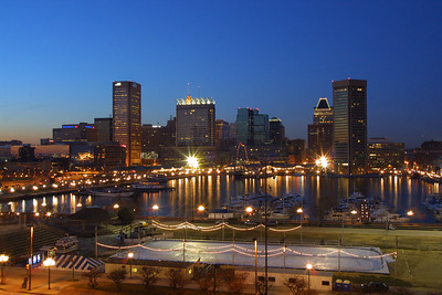 """Baltimore: Smiles From the Land of """"Hon"""" : The Benefits of Living in a Chemical Dependent Society"""