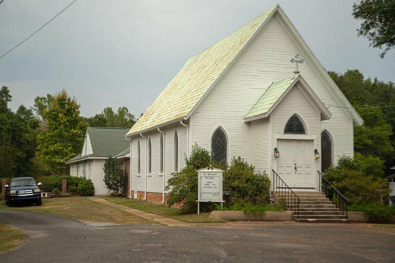 St Wilfred's Episcopal Church, 1838