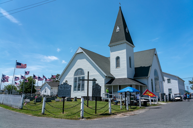 Swain Memorial United Methodist Church.