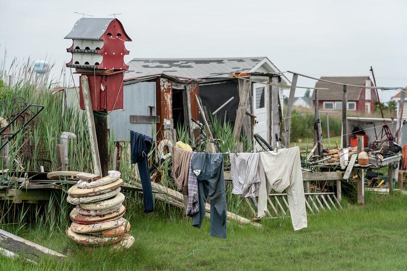 Waterman's laundry, Canton Ridge.