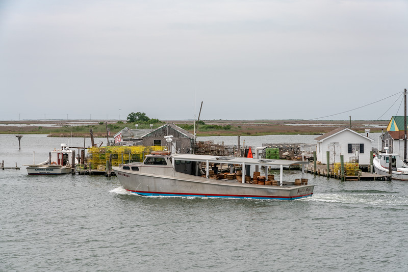 Crab boat.