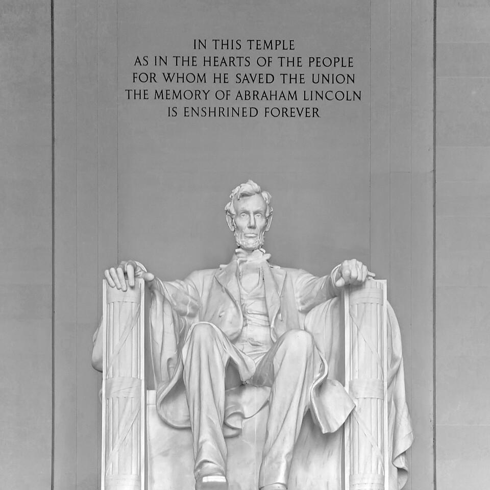 Lincoln & His Temple