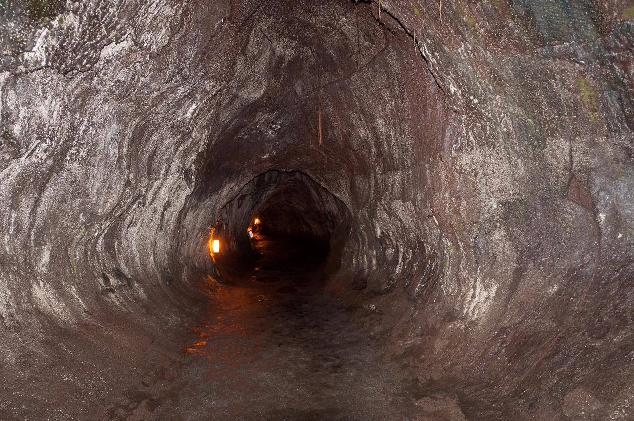Thurston Lava Tube, volcano tour, Hawaii