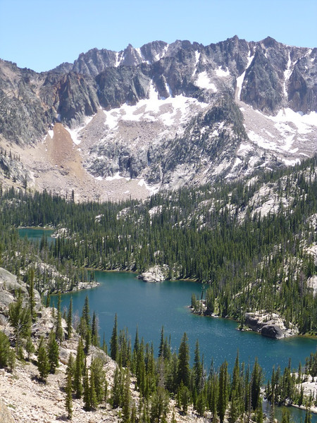 Saddleback Lakes