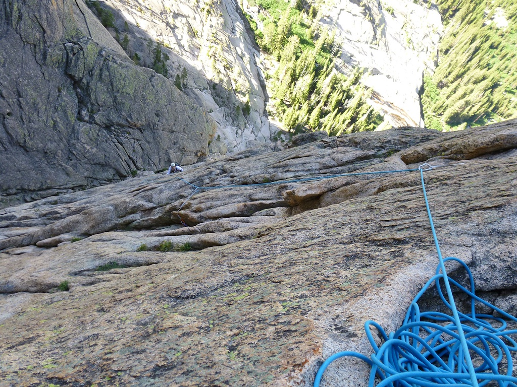 Slabs on pitch 5