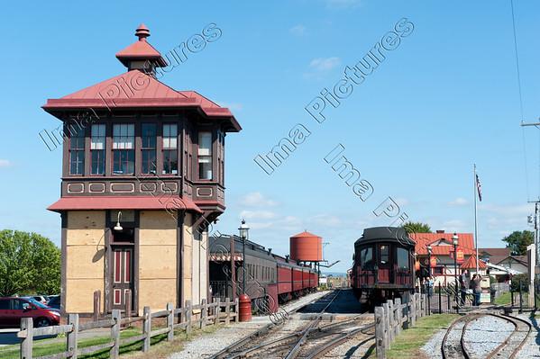 Strasburg railroad,Pennsylvania