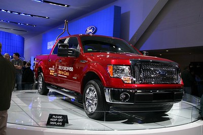 North American International Auto Show - Cobo Hall - Detroit Michigan - 1-18-2012
