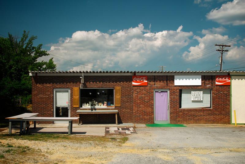 Edneyville, NC (Henderson County) June 2011