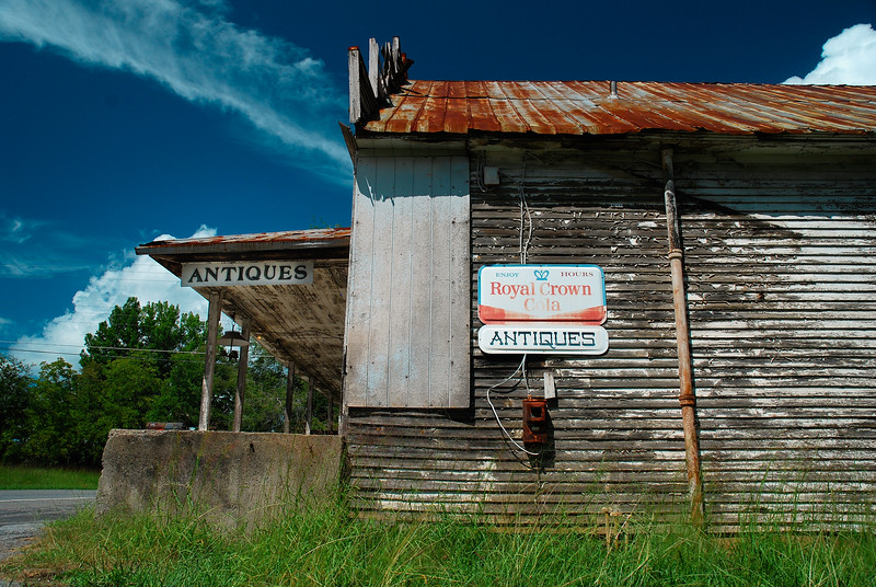 Polkville, NC (Cleveland County) September 2008