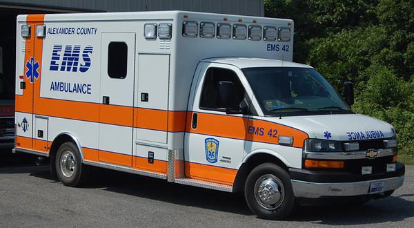 """Former EMS 42"""