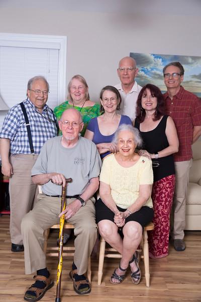 Aug 2016 Clark Family Meeting