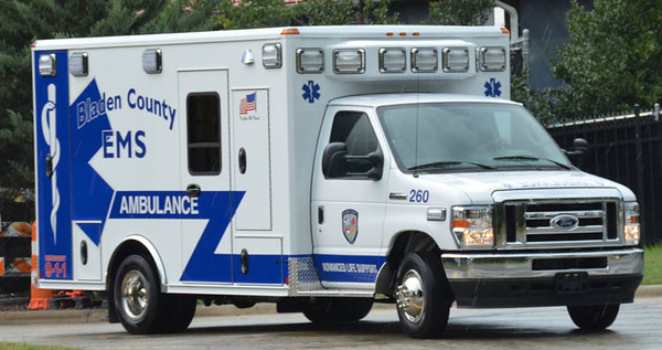 """""""Ambulance 260"""""""