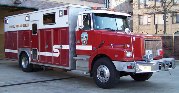 """Former Rescue 3"""