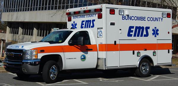 """Former EMS 12"""