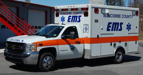 """Former EMS 9"""