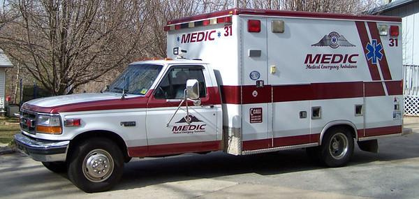 """""""Former Medic 31"""""""
