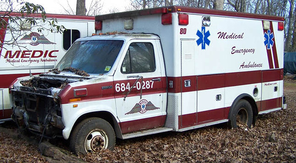 """""""Former Medic 80"""""""