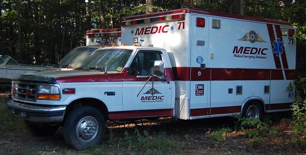 """""""Former Medic 71"""""""