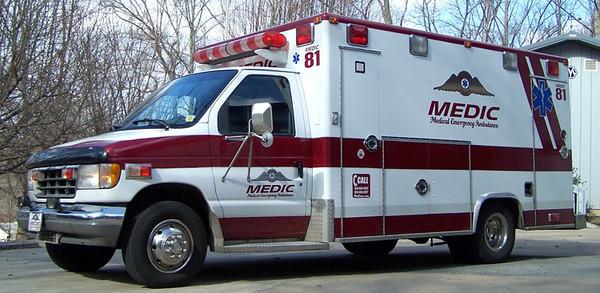 """""""Former Medic 81"""""""