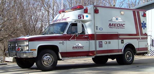 """""""Former Medic 51"""""""