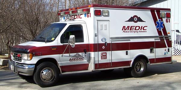 """""""Former Medic 61"""""""